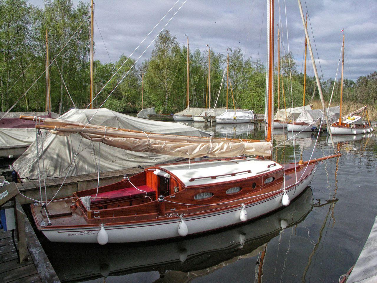 Barton Classic Sailing 3