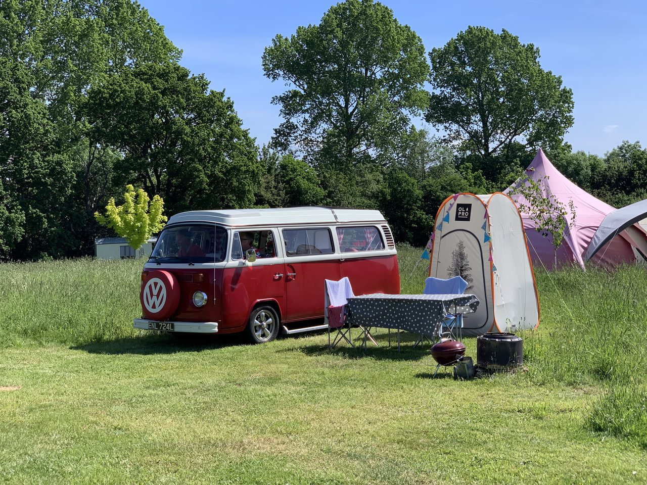 Small Campervans Welcome