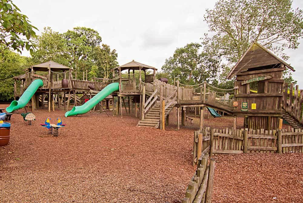Robin Hood Adventure Playground