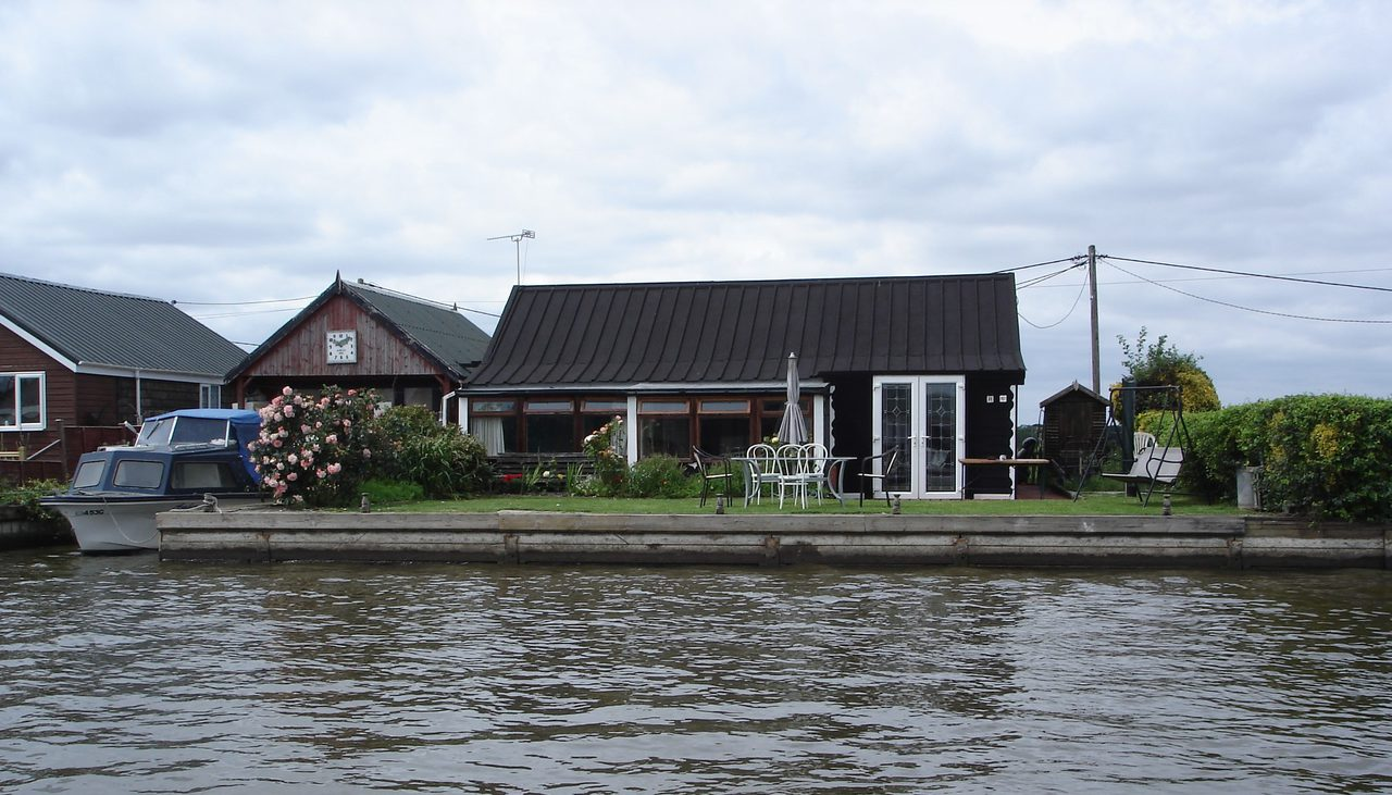 The Rosary Riverside Cottage At Potter Heigham